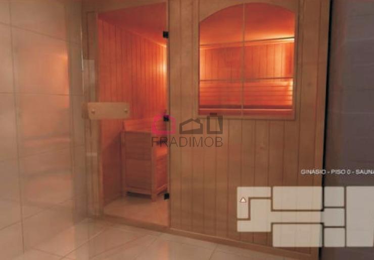 Ginásio- Sauna